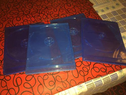 Cajas Blu-ray Vacias Por Pack