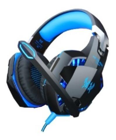 Headset Gamer Knup 455-a Para Pc, Xbox One, Ps4 E Celular.