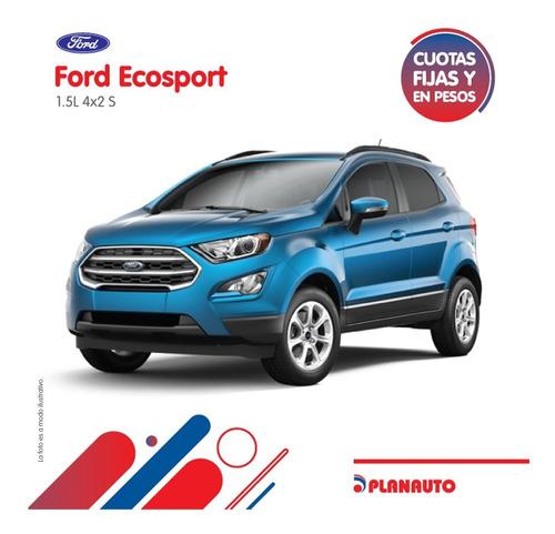 Ford Ecosport Financiada