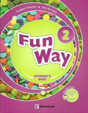 Fun Way 2 - Book + Activity + Story - Prescher Elisabeth