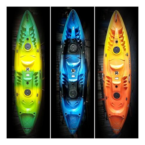 Kayak Doble (2+1) Strobel Max . Industria Nacional