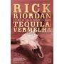 Livro Tequila Vermelha