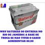 Bateria Automóvel 50ah Prisma Celta Sandero Logan Voyage Uno