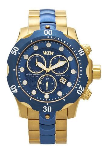 Relógio De Pulso Wzw Casual 7240 Original