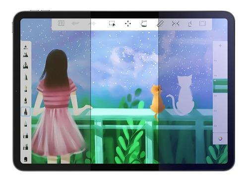 Película Para Desenho Tipo Paperlike iPad Pro 11 2018 E 2020
