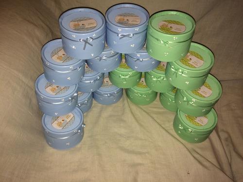 30 Souvenirs Pote Cartón Cumple Baby Shower Comunión 1 Año