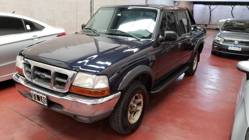 Ford Ranger 2.5 Diesel Xlt  Dc 4x4 2000