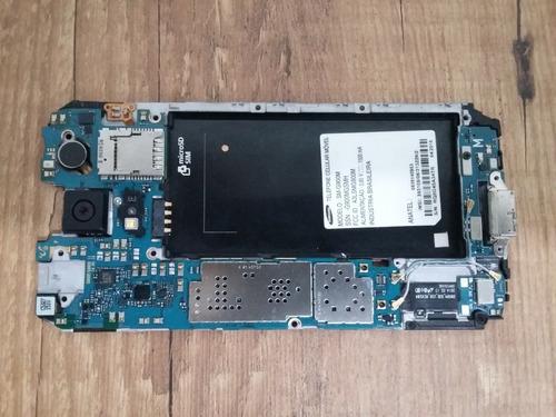 Placa Mãe S5 G900m 100% Original Semi Nova