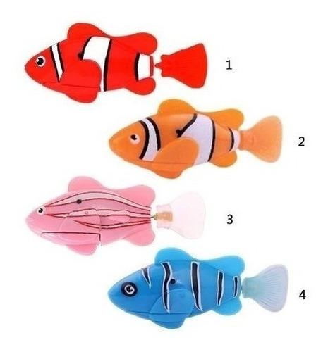 Robo Fish Peixe Robótico Sem Caixa