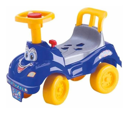 Totoka Triciclo Infantil Bebe Motoca Totokinha Azul Cardoso