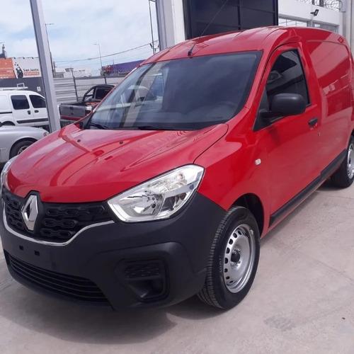 Renault Kangoo Ii Express Confort 1.6n 2021 0km Anticipo