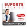 Atualização Scanner Delphi Ds150 Ds100 Autocom 2021 Af