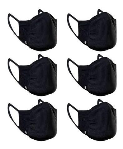 Kit 6 Máscaras Lupo Original Adulto (3 Kits C/2 Unid.)