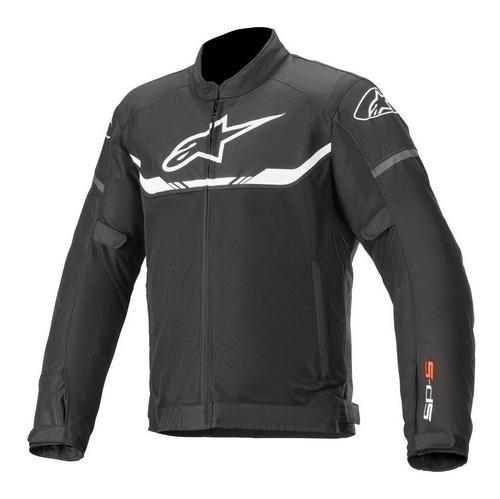 Jaqueta Alpinestars T Sps Air Motoqueiro Masculina Verão