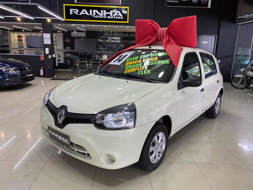 Renault Clio 2014 1.0 16v Expression Hi-power 5p