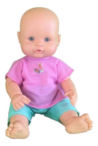 Muñeca Bebe Baby Nicol