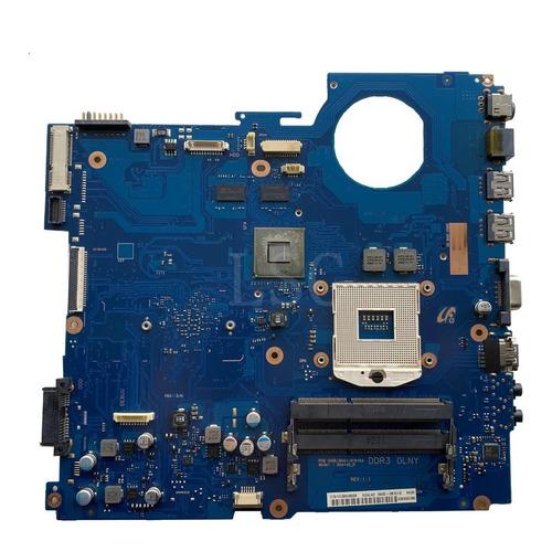 Placa Mãe Samsung Rv420 C/ Gt520m 1gb Intel 2a. Geração Ddr3
