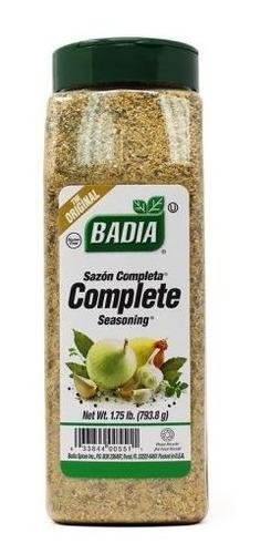 Badia Sazonador Completo 794 G