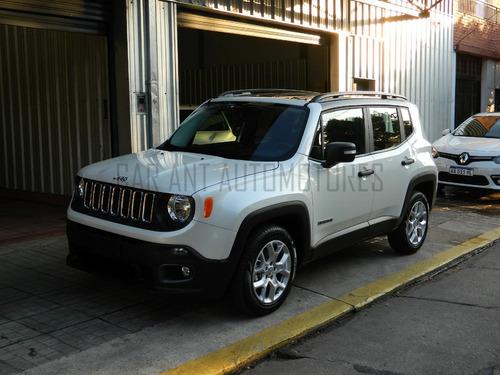 Jeep Renegade 1.8 Sport At /// 2019 - 0km
