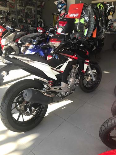 Honda Cb 250 Twister 2019 Como 0km Delisio Motos