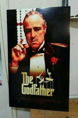 Cuadro The Godfather (vito Corleone)