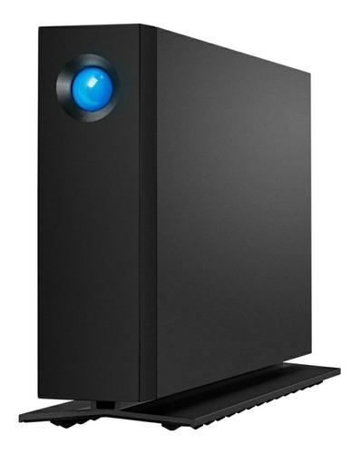Disco Rígido Externo Lacie D2 Professional Stha10000800 10tb Preto