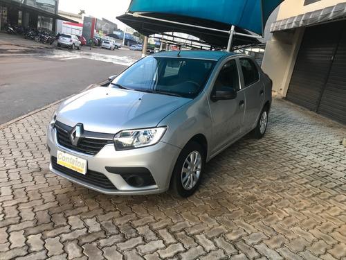 Renault Logan Life 1.0 Completo 2020