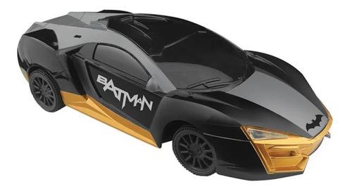 Veiculo Controle Remoto Surpresa Batman Sombra Negra 9036