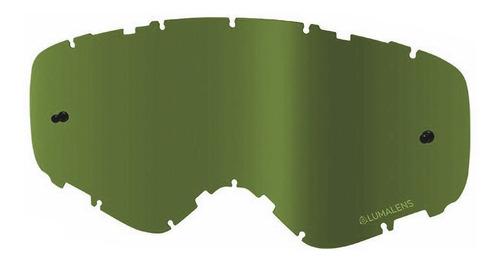 Lente Óculos Dragon Mxv Lumalens Visibilidade Nítida
