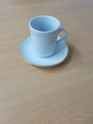 Plato De Cafe 12 Cm Diametro Impecables!