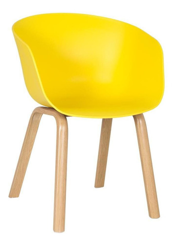 Cadeira De Cozinha Cassia - Várias Cores