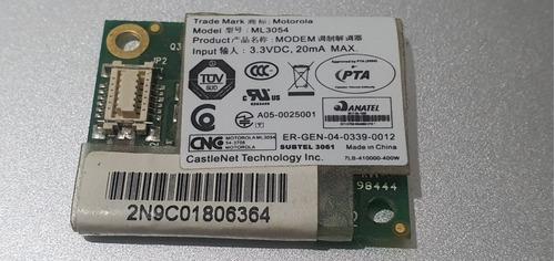 Modem Wifi Motorola Ml3054 - Notebook