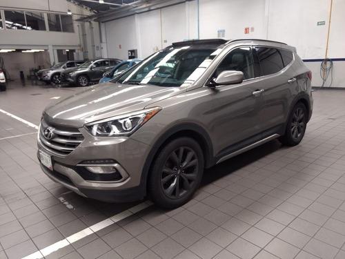Hyundai Santa Fe 2017 2.0 Sport L At
