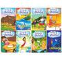 Histórias Da Bíblia Kit Com 8 Livros Ricamente Ilustrado