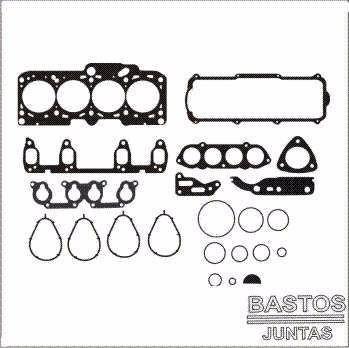 Kit Junta Retifica Motor Superior Golf Bora 2.0 8v Azm Original