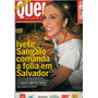 Revista Quem: Ivete Sangalo / Di Ferrero / Guilherme Winter