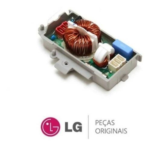 Placa Filtro De Linha Lava E Seca LG-6201ec1006-wd12596