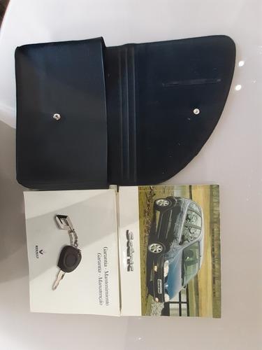 Manual Proprietário Renault Scénic