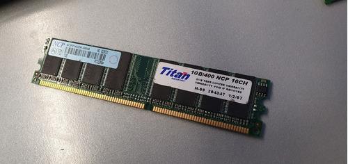 Ddr 400 1gb Memoria Ram (precio Por Unidad)
