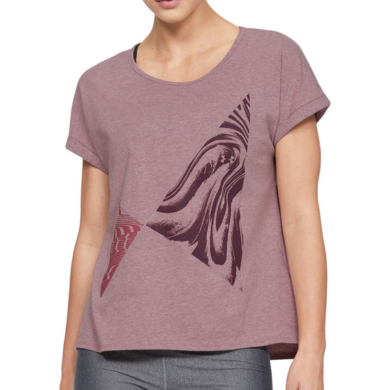 Remera Under Armour Training Graphic Entwined Mujer Ma