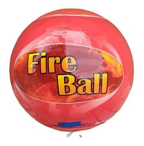 Bola Extintor Incendio Apaga Fogo Automático 1,3kg Antichama