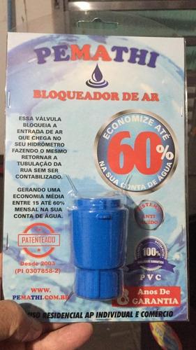 Venda-se Bloqueador De Ar Pra Diminuir Na Conta De Água