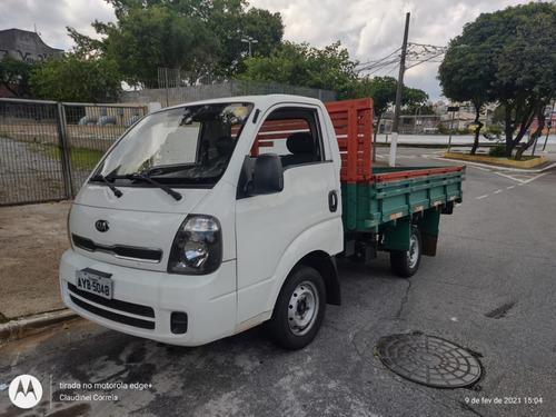 Kia Bongo 2014 Carroç Financio 1º Caminhão/carta Crédito