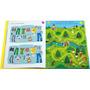 Livro Infantil Bloquinho De Jogos: Passatempos Pra Lá De