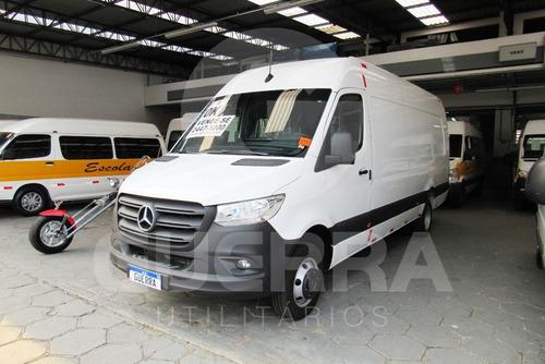 Mercedes-benz Sprinter 516 Big 21/22 Furgão 15,5m³ Higt-tech