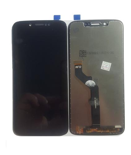 Display Touch Screen Moto G7 Xt1952 Play Aro Novo Garantia