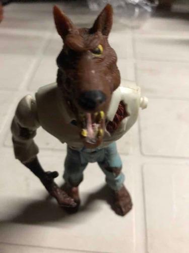 Hombre Lobo Coleccion Wolfman Cazafantasmas