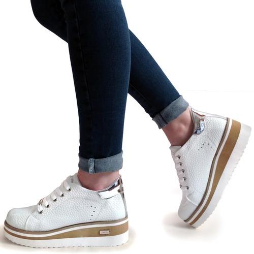 Zapatillas Mujer Plataforma Primavera Verano 2020 - Art. 600