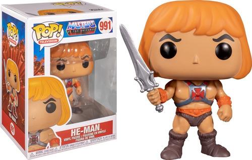 Funko Pop! Masters Of The Universe He-man #991 En Stock