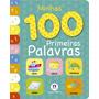 Livro Minhas 100 Primeiras Palavras ciranda Cultural
